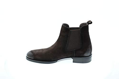 Guess FD8BOW SUE10 Beatles Dark Brown - Zapatillas deportivas