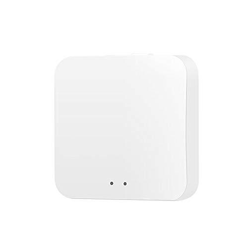 RAPG Tuya Zigbee Bridge Smart Home, Zigbee Gateway Hub, funciona con Alexa, dispositivos Zigbee Control remoto a través de la aplicación Smart Life