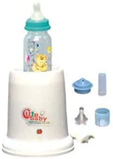 CHEESY CHEEKS Baby's 4 In 1 Electric Bottle Warmer and Sterilizer