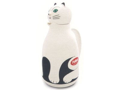 helios(ヘリオス) Vacuum Jug 卓上魔法瓶 Thermo Cat(サーモキャット) 1000ml 《thc》 ホワイト
