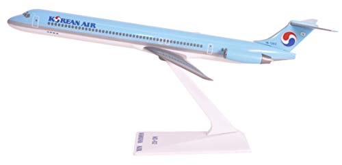 Flight Miniatures Korean Air McDonnell Douglas MD-82 1:200 Scale Display Model