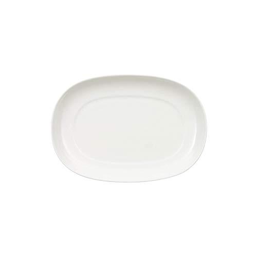 Villeroy & Boch Royal Soucoupe pour saucière, Porcelaine Premium Bone, Blanc