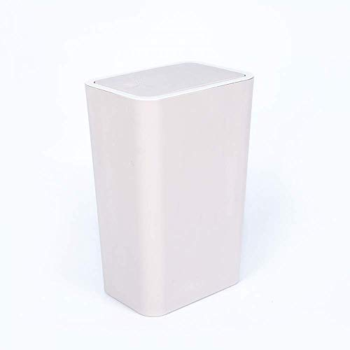 Hengyixing, Toilet Waste Paper Storage Trash cans, Household Trash cans with lids-3
