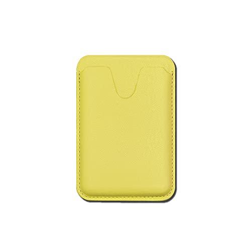 Simplism シンプリズム iPhone MagSafe対応カードウォレット イエロー TR-IP20-LWMS-YL