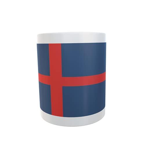U24 Tasse Kaffeebecher Mug Cup Flagge Herzogtum Oldenburg