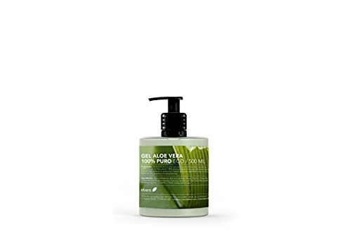 Ebers Aloe Vera Gel 100% Puro - 500 ml