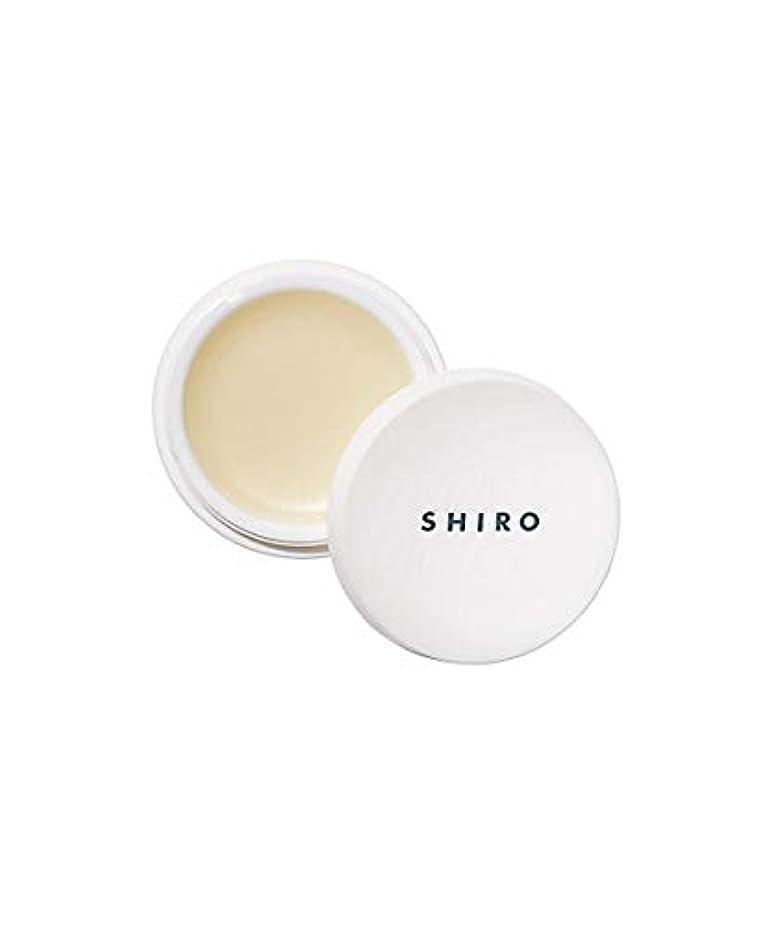 不明瞭正規化動機付けるshiro savon サボン 練り香水 12g