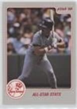 Don Mattingly (Baseball Card) 1988 Star Don Mattingly Yankee Hitman - [Base] #4