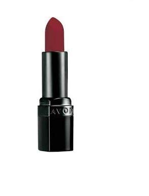 Avon True Color Perfectly Cherry-25525 Matte Lipstick Outlet Special sale item sale feature 4g-Wild