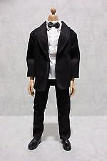 Black Tuxedo Dinner Suit \u0026 Shoes Full