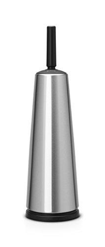 Toilettenbürstengarnitur Classic / Matt Steel