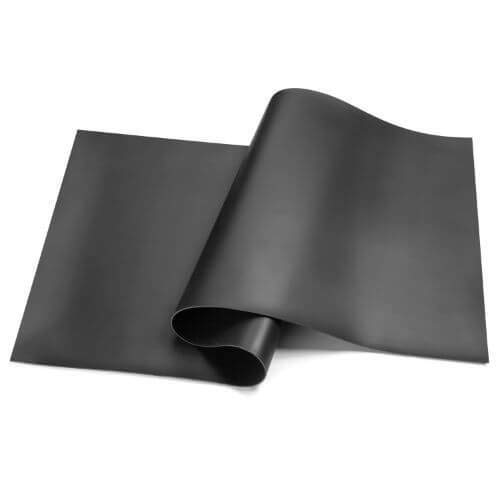 """Second Skin Luxury Liner - 1 lb Mass Loaded Vinyl Noise Barrier - 1/8"""" MLV Soundproofing Sheets (1 Sheet, 9 sq ft) - Made in USA"""