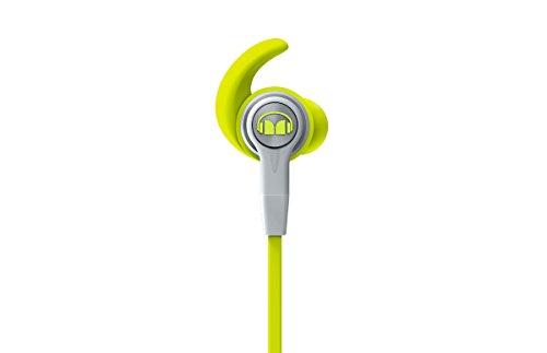 Monster iSport Compete In-Ear Kopfhörer grün