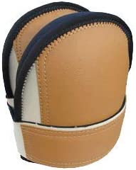 Troxell USA - SuperSoft Leather Head XL Kneepads (Premium)
