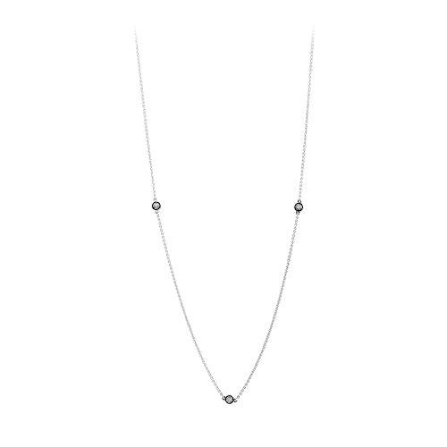 Pandora Dazzling Dainty Droplets Necklace, Clear CZ 590525CZ-80