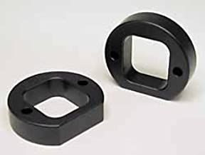 Set of 2 Front Suspension Lift Spacers: 1-inch Lift (SMLR107)