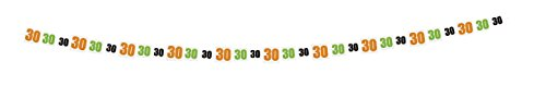 Verjaardag Cheer Slinger. 9' multicolor