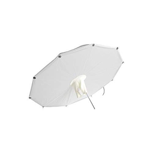 Photek SoftLighter Paraguas con eje extraíble de 8 mm (46 pulgadas)