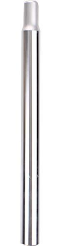 AMIGO reggisella sul Tuo Candela 26,2X 350mm Alluminio Argento