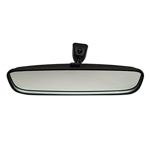 Ziyi Vista Posterior del Coche Interior del Espejo para KIA 85101-3x100 (Color : Black)