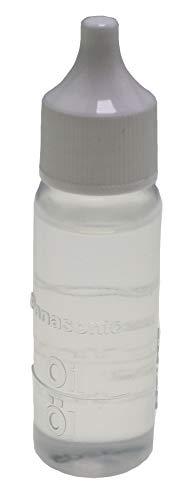 15ml Scherkopföl mit Dosierspitze WERGC20X7919 kompatibel mit Rasierer, Messer, Haarschneider, Klingen (z.B. für Braun, Panasonic, Philips, Remington)