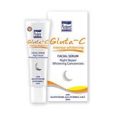 Gluta C pflegendes Serum für das Gesicht