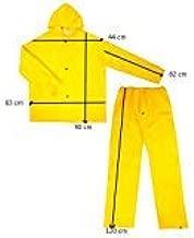 ucaf Traje Agua Amarillo XXL PVC Ligero: Amazon.es: Ropa y accesorios