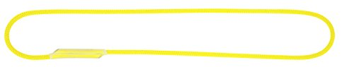 Beal Dynaloop Anneau de Corde Mixte Adulte, Jaune, 60 cm
