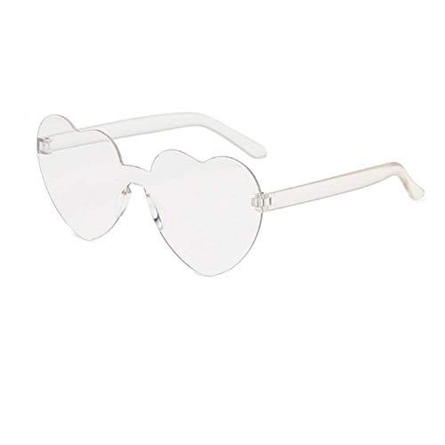 Page Adelasd Gafas de sol 2020 new trend gafas de sol integradas gafas de sol sin marco con personalidad unisex adecuadas para ir de compras y conducir
