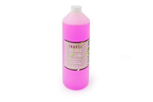 Sambol - Brillen Schaum Nachfüllflasche - ohne Alkohol - schäumt ohne Treibgas - ohne Alkohol - pH-neutral - gebrauchsfertig (1 Liter)