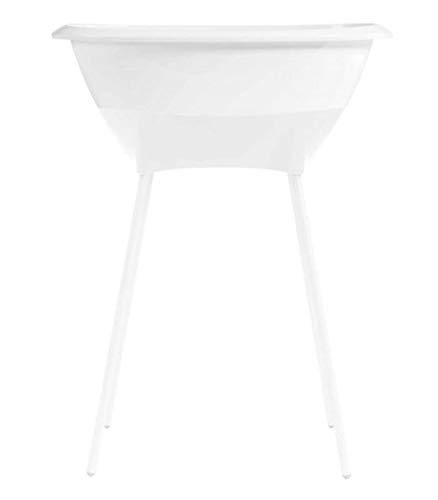 Bañera Luma White (Blanca) Bañera - Soporte - Hamaca