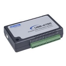 ADVANTECH USB-4750-BE - 32-CH Isolated Digital I/O USB Module