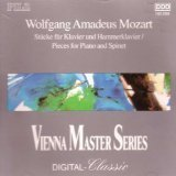 Mozart: Pieces for Piano and Spinet by Mozart Pieces for Piano & Spin