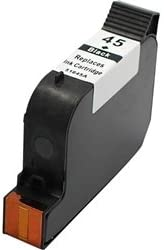 Club Toner Compatible Ink Cartridge Replacement for HP 51645A, 51645D, 45, See 2nd Bullet Point for Compatible Machines (Black)