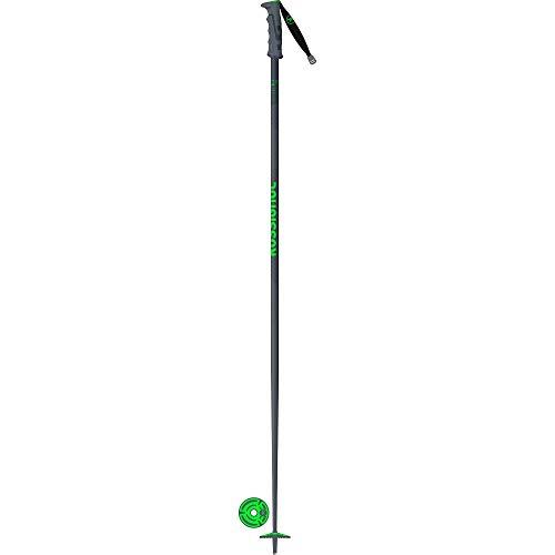Rossignol Bâtons de Ski Noir/Vert 125 cm