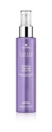 Alterna Caviar Anti-Aging Multiplying Volume Styling Mist, 5 Ounce
