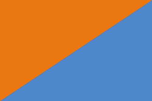 magFlags Bandera Large Vega de San Mateo | Bandera Paisaje | 1.35m² | 90x150cm