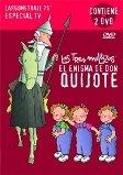Las tres mellizas: El Enigma de Don Quijote DVD