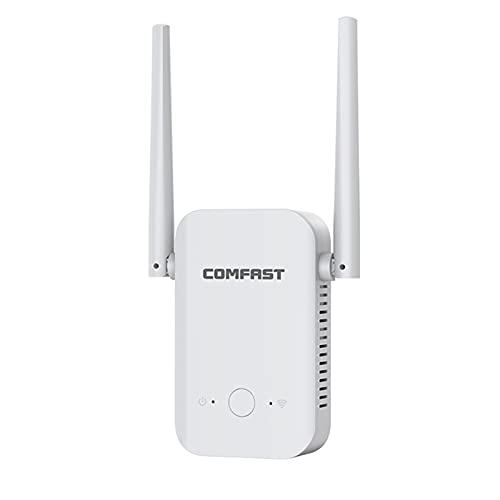 WiFi Extender WiFi WiFi Repetidor Wi-Fi Amplificador de señal de Wi-Fi Draadloos Versterker Range WiFi Ultraboost 2.4GHz para el hogar WiFi Router 5G Wireless (Color : CF WR301S Extender)