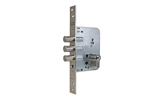 Tesa Assa Abloy r201b566 N Lock Security monopunto for Wooden Doors