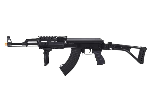 Soft Air Kalishnikov AK47 Electric Powered Full Metal Airsoft Rifle...