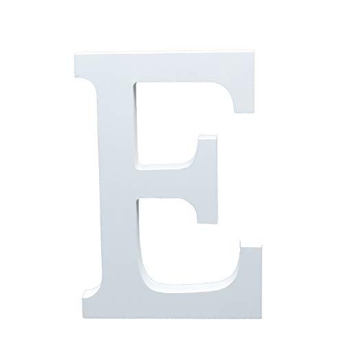 Besch Letras de Madera mayúscula Decorativa 15cm (E)
