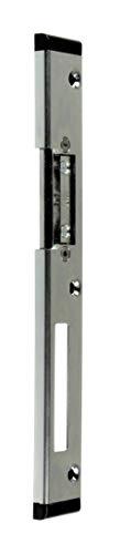 GU BKS Secury Haustür Schließblech mit AT-Stück Rechts 233x30x8mm für Profil Wymar 3000