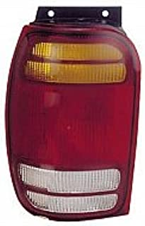 Best 98 ford explorer tail light replacement Reviews