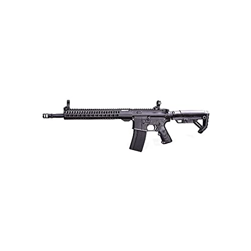 Fusil Airsoft M4 F6645 Golden Eagle Rifle Asalto táctico AR-15 Potencia 330 fps 1 Julio (Incluye batería li-po y Cargador de batería)