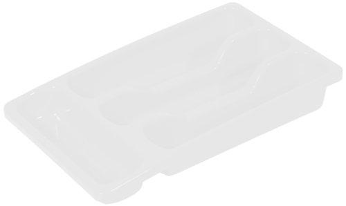CURVER 193637Besteck-Kasten, klein, Polypropylen, transparent, 33x 6x 20cm