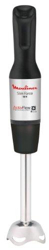 Moulinex DD8538 Slimforce Metal Acc Mixer ad Immersione con 3 Accessori