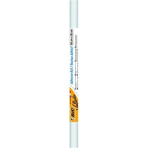 Bic 870494 Velleda - Fogli Lavagna Adesivi, Formato HxL 45 x 50 cm