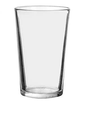 Vaso cristal caña cerveza 200ml - Set 6 unidades