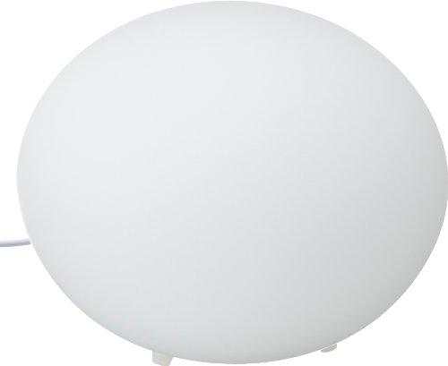 Kare Lampe Globe Verre Dépoli Médium